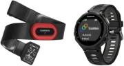 SPORTWATCH GARMIN FORERUNNER 735XT BLACK/GREY RUN BUNDLE gadgets   παιχνίδια   sportwatches