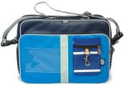 hi di hi lb 01 laptop messenger baggie 154 blue photo