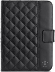 belkin f7n040vfc00 quilted cover with stand for ipad mini black photo