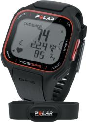 polar rc3 gps hr black photo