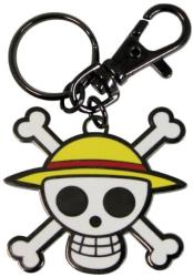 one piece keychain skull luffy photo