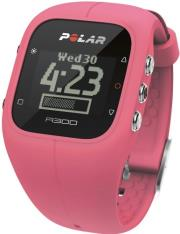 polar a300 pink photo