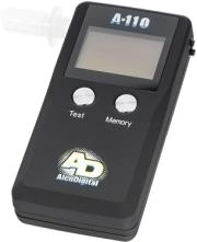 alcodigital a110 breathalyzer alcohol tester photo