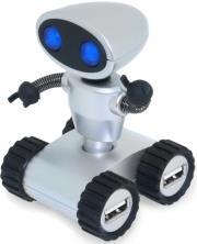 smartek robot usb hub silver photo