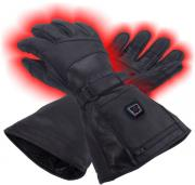 sunen glovii heated leather gloves l photo