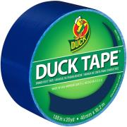 duck tape big rolls blue ocean photo