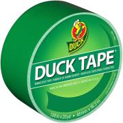 duck tape big rolls chilling green photo
