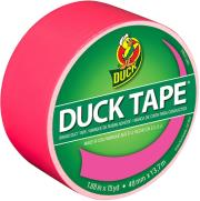 duck tape big rolls funky pink photo