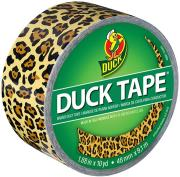 duck tape big rolls dressy leopard photo
