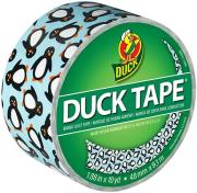 duck tape big rolls print penguin photo