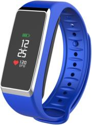 sportwatch mykronoz zefit 2 pulse smartwatch blue silver photo
