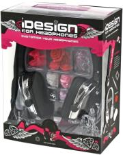 SATZUMA IDESIGN HEADPHONES FLOWER gadgets   παιχνίδια   κινητά   tablets