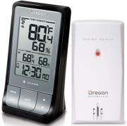 oregon scientific rar213hg weatherhome thermo plus bluetooth enabled thermo hygro monitor photo