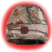 sunen glovii gc1c heated beanie size uni camouflage photo