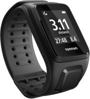 SPORTWATCH TOMTOM RUNNER 2 CARDIO + MUSIC BLACK/ANTHRACITE - LARGE gadgets   παιχνίδια   sportwatches