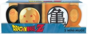 DRAGON BALL - SET 2 MINI-MUGS 110ML - DBZ/CRYSTAL BALL & KAME gadgets   παιχνίδια   κουζίνα