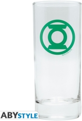 DC COMICS - GLASS GREEN LANTERN gadgets   παιχνίδια   κουζίνα