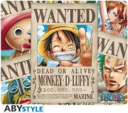 ONE PIECE - MOUSEPAD - WANTED PIRATES gadgets   παιχνίδια   γραφείου