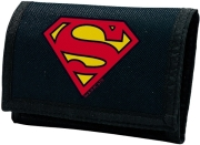 DC COMICS - WALLET SUPERMAN NAVY gadgets   παιχνίδια   lifestyle