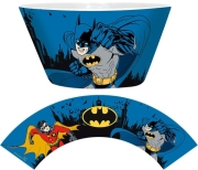 DC COMICS - BOWL 460ML - BATMAN & ROBIN gadgets   παιχνίδια   κουζίνα