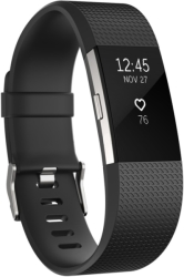 FITBIT CHARGE 2 LARGE BLACK gadgets   παιχνίδια   sportwatches