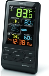OREGON SCIENTIFIC BAR208S WIRELESS WEATHER STATION WITH HUMIDITY & WEATHER A gadgets   παιχνίδια   μετεωρολογικοί σταθμοί