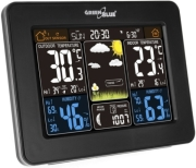 GREENBLUE GB523 WIRELESS WEATHER STATION DCF COLOR MOON PHASE gadgets   παιχνίδια   μετεωρολογικοί σταθμοί