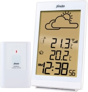 ALECTO WS-2200WT WEATHER STATION WHITE gadgets   παιχνίδια   μετεωρολογικοί σταθμοί