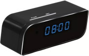 ALARM CLOCK SPY CAMERA WITH NIGHT VISION & WIFI H264 C535BHO gadgets   παιχνίδια   spy