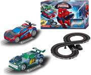 carrera slot racing ultimate spiderman 62195 photo