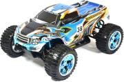 rc auto monster truck hsp brontosaurus pro 1 10 24ghz blue photo