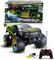 rc off road car 4 channel cross country max7 racing black green photo
