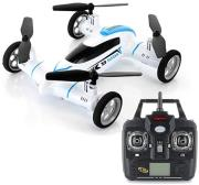 syma flying car x9 24g 4 channel with gyro white photo