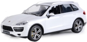 RC CAR PORSCHE CAYENNE S 1:14 WITH LICENSE WHITE gadgets   παιχνίδια   μοντελισμός
