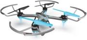 QUAD COPTER DIYI D16 2.4G + GYRO/ONE KEY RETURN GREY/TURQUOISE gadgets   παιχνίδια   drones