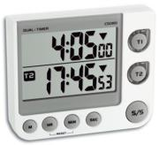 tfa 382025 double electronic timer photo