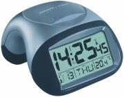 tfa 981017 ring ring radio controlled alarm clock with thermometer photo