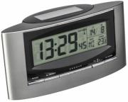 tfa 981071 radio controlled solar powered alarm clock photo