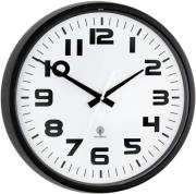 mebus 52595 radio controlled wall clock photo