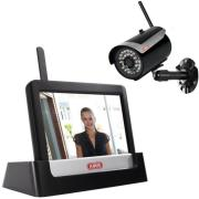 abus tvac16000b 7 home video surveillance set touch app photo