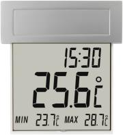 tfa 301035 vision solar digital window thermometer photo