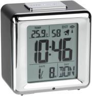 tfa 602503 radio controlled alarm clock with temprature photo