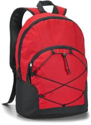 hiidea backpack 600d red photo