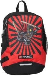 lego v line ninjago school backpack red photo