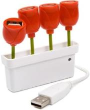 usb tulip hub 4 port usb20 photo