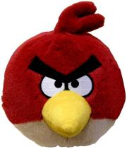 angry birds 13cm red 0022286911535 photo