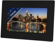 braun digiframe 709 7 photo frame black photo