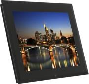 braun digiframe v12 12 photo frame with speaker black photo