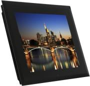 braun digiframe v15 15 photo frame with speaker black photo
