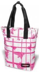eastpak shopper birdcage pink photo